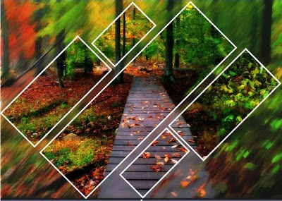 Photo Frame Effect in Adobe Illustrator