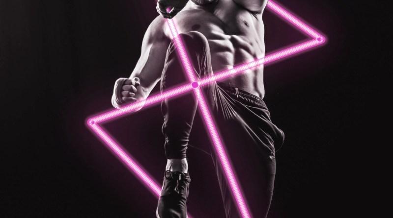 Neon Light Effect in Photoshop
