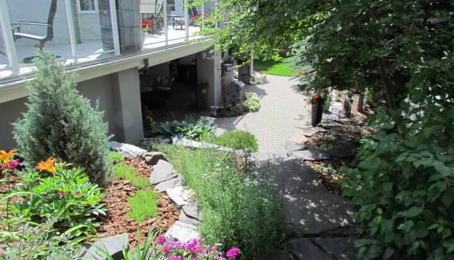 Back Yard Garden Upgrades