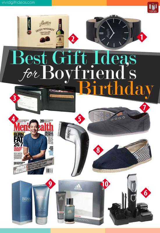 Ideas for boyfriends 30th birthday