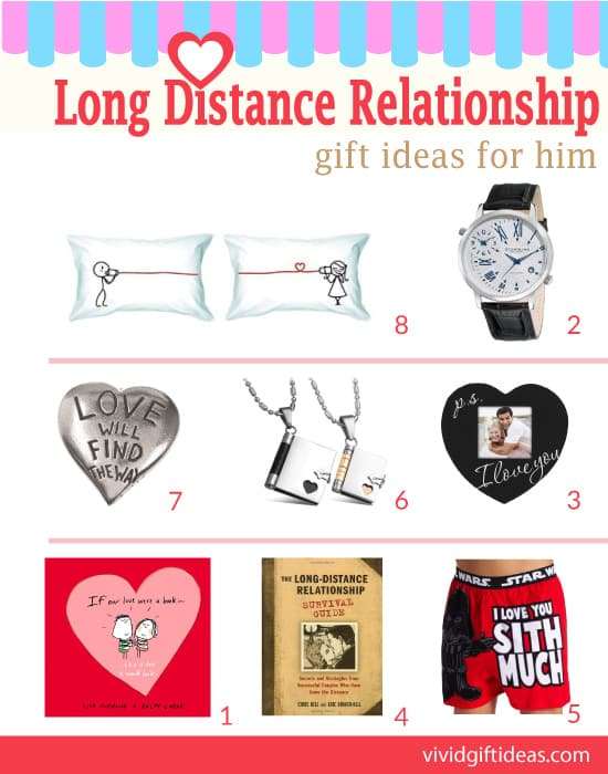 ldr relationship gifts for him