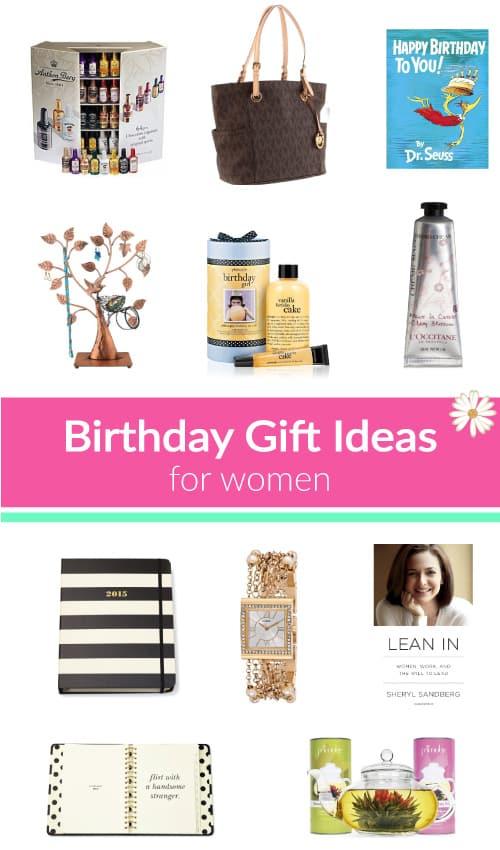 10 Birthday Gift Ideas For Women Vivids Gift Ideas
