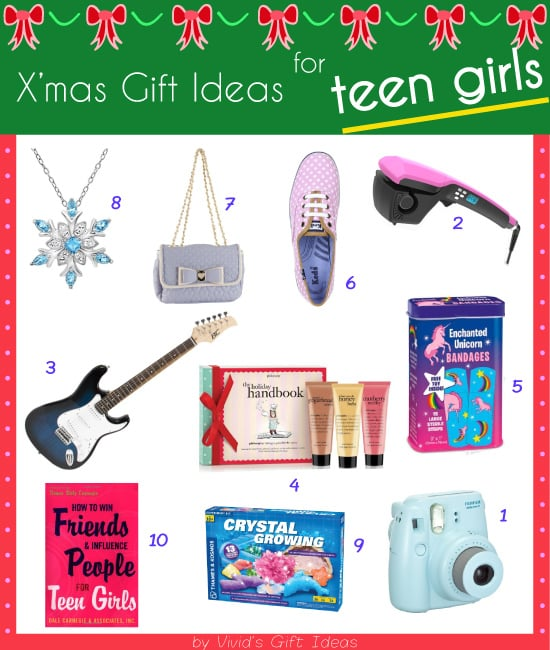 What Christmas Present To Get For Teen Girls (2014)