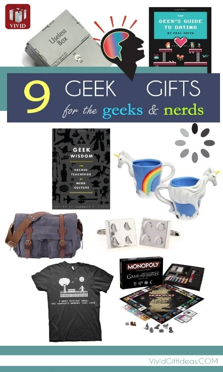 9 cool gifts for geeky guys vivid 39 s. Black Bedroom Furniture Sets. Home Design Ideas