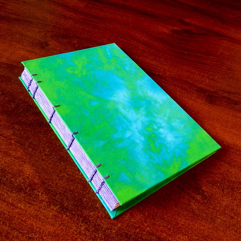 Journal- purple inserts