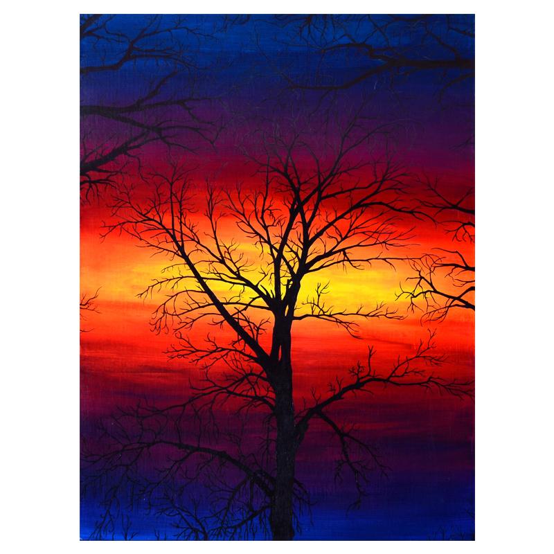 Erie Sunset 2