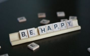 daily routines to be happy