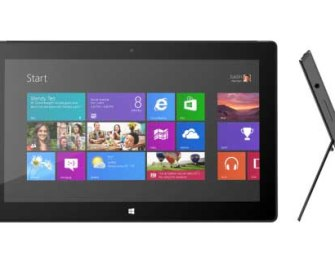 Microsoft's next Surface with Windows 8 pro
