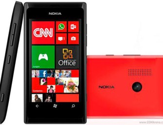 New Budget Phone Nokia Lumia 505 Smartphone launched in Mexico
