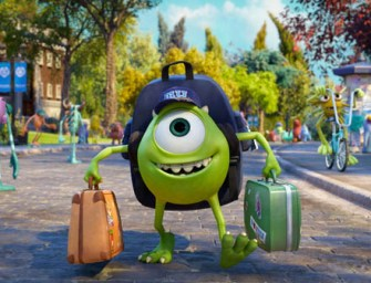 Disney Pixar's 'Monsters University' unleashed a new ad campaign