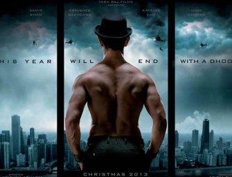 YRF launch Dhoom 3 Teaser Trailer