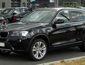 Five reasons the BMW X3 is perfect for work and family life