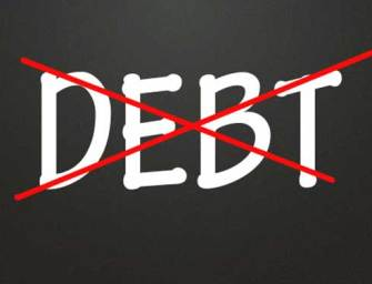 What Does It Really Take to Get Out of Debt?