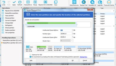 esus-partition-manager
