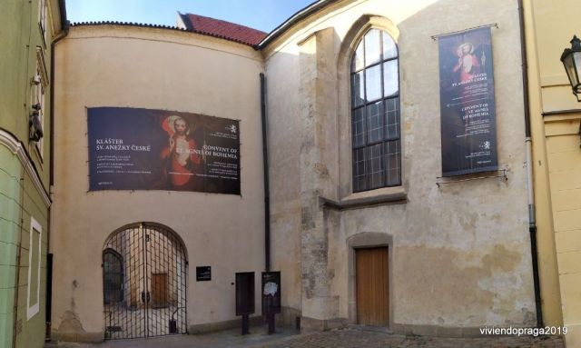 Galería Nacional Convento de Santa Inés