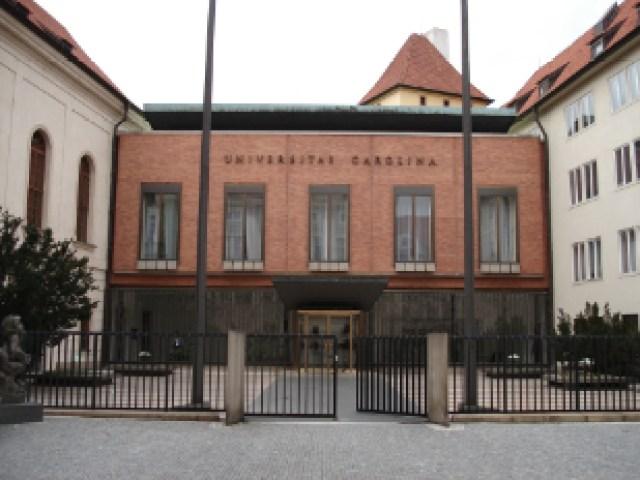 edificio rectorado Karolinum
