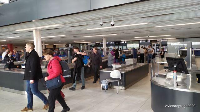 control aeroportuario