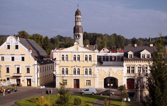La ciudad de Chrastava