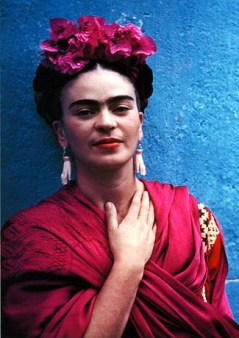 Frida Khalo foto