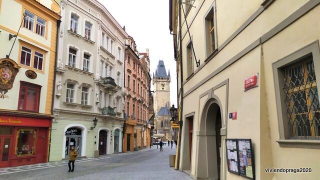 Calle Celetna, Reloj Astronómico, Praga