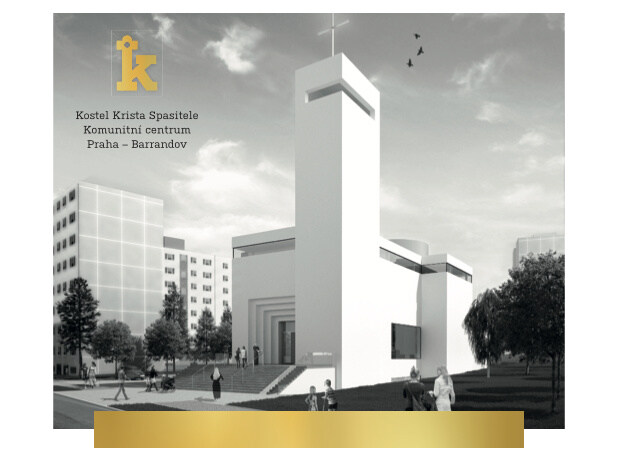 Iglesia Cristo Redentor Praga