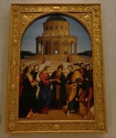 Raphael at the Brera