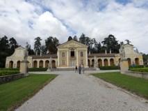 Palladian Villa Barbaro at Maserr