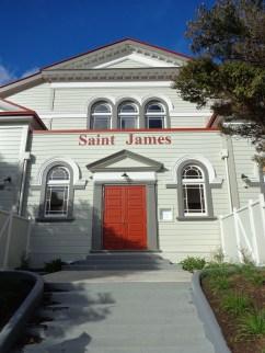 Saint James apartments