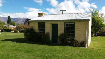 Arrowtown. Mary MacKillop cottage