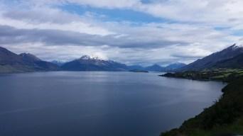 Lake Wakatipu, Glenorchy end