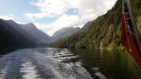 Doubtful Sound boat trip