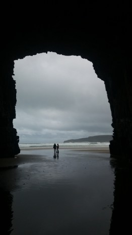 Catlins, Cathedral Caves