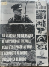 Book cover: It happened at the wall