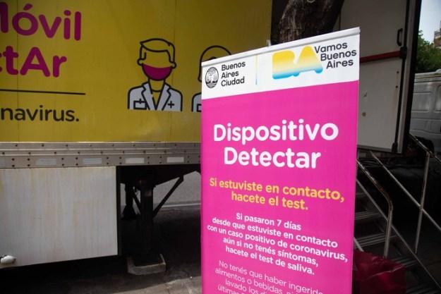 Cómo sigue el Plan Detectar en la Ciudad - Diario Viví la Ciudad