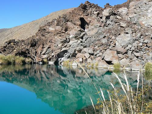 La Niña encantada: una laguna e tante leggende