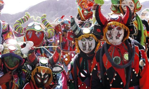 Il Carnevale in Argentina.