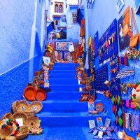 Conheça Chefchaoen, a Cidade Azul que fica no Marrocos