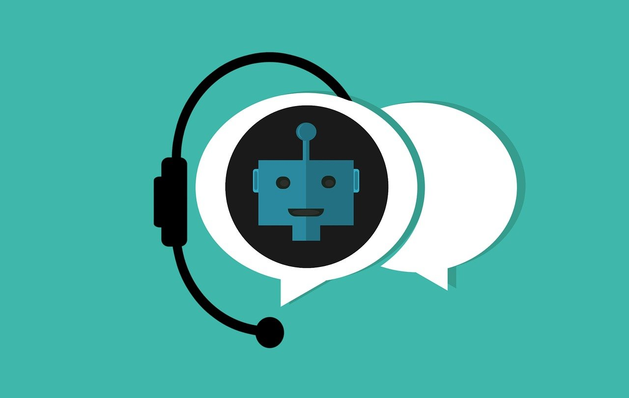 Chatbot Bot Assistant Support Icon  - mohamed_hassan / Pixabay