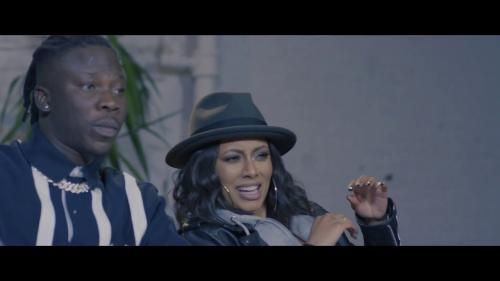 Stonebwoy – Nominate feat. Keri Hilson (Official Video)