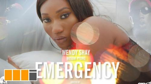 Wendy Shay – Emergency feat. Bosom P Yung (Official Video)
