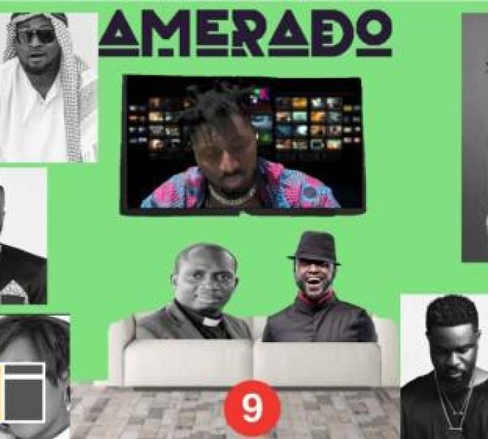 Amerado – Yeete Nsem Episode 9 (Official Video)