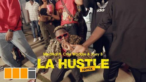 Medikal – La Hustle remix ft. Criss Waddle & Joey B (Official Video)