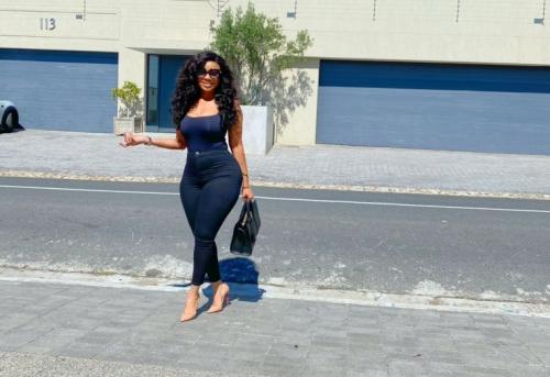 Serwaa Amihere's Clapback To A Fan After He Got Bounced Leaves Netizens Talking