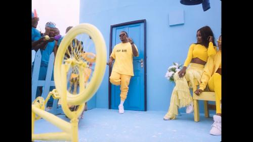 Olamide – Green Light (Official Video)