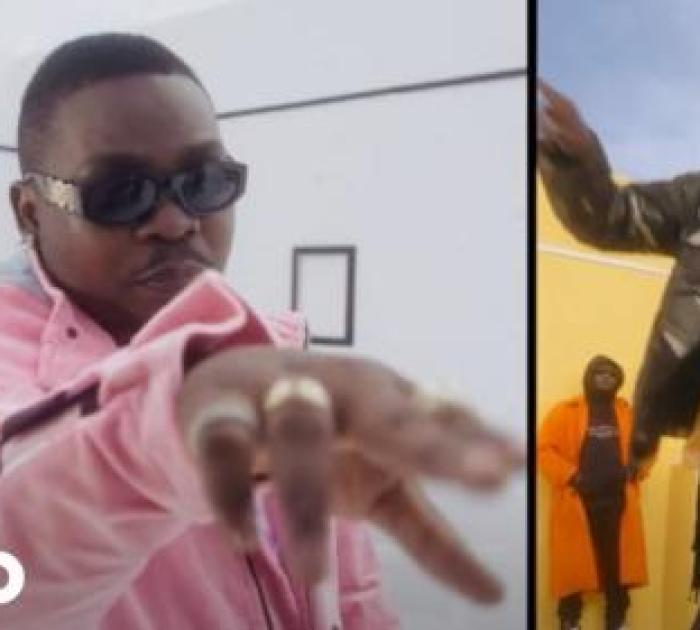 Olamide – Infinity ft. Omah Lay (Official Video)