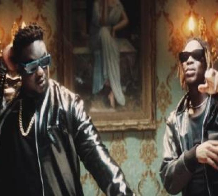 Fireboy DML & Wande Coal – Spell (Official Video)