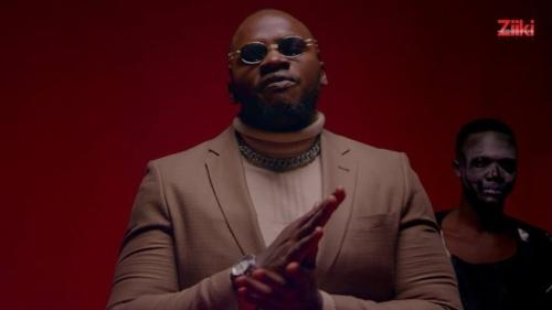 Khaligraph Jones x Sarkodie – Wavy (Official Video)