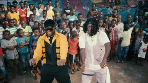 Mike Akox ft. Stonebwoy – Super Mario (Official Video)