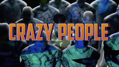 Darkovibes – Crazy People (Official Video)
