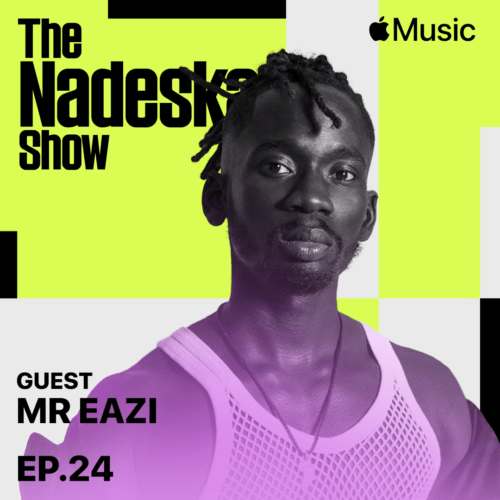 Mr Eazi Joins Nadeska Today on Apple Music 1 To Talk About His Latest EP
